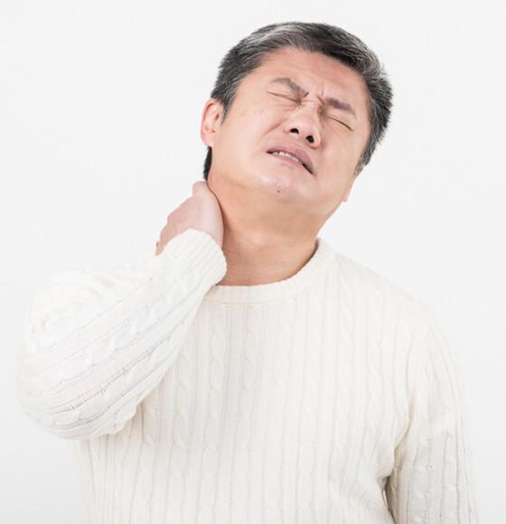 症状別メニュー 首こり・首痛