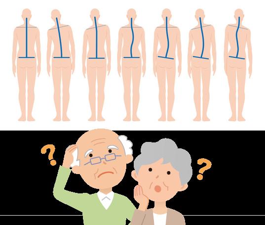 あなたの身体の歪みや姿勢の悪さの原因はどこにある?